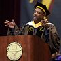 Chuck D at Commencement 2013