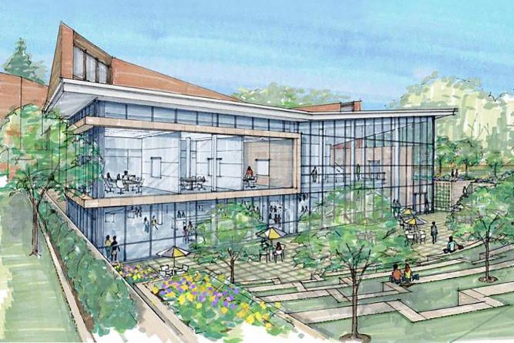 Renovated UC Rendering